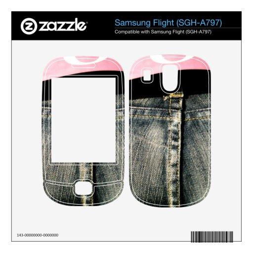 Fifty Percent Samsung Flight Decals