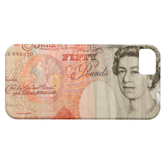 Fifty pound note iPhone SE/5/5s case
