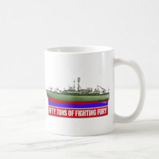 Fifty Tons of Fighting Fury Coffee Mug