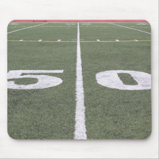 Fifty Yard Line Mouse Pad
