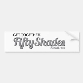 FiftyShades Wear Bumper Sticker