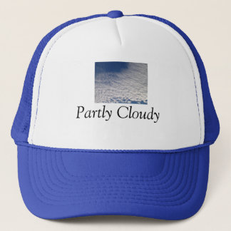Fig. 084, Partly Cloudy Trucker Hat