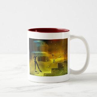FIG. 318 Two-Tone COFFEE MUG