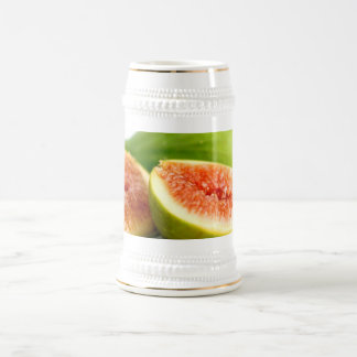Fig Beer Stein