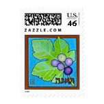 Fig Postage Stamp