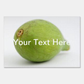 Fig Sign