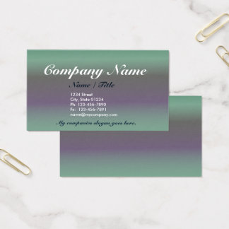 Fig single Sided Business Card Template v3