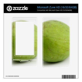 Fig Decals For The Zune HD