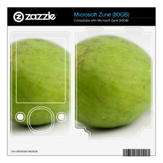 Fig Decal For The Zune