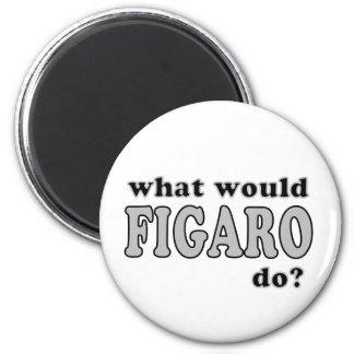 Figaro 2 Inch Round Magnet