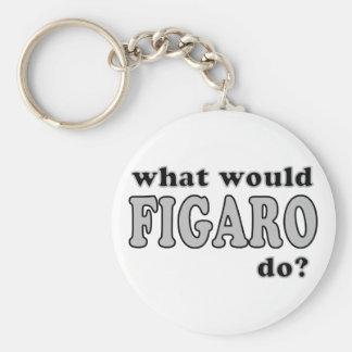Figaro Keychain