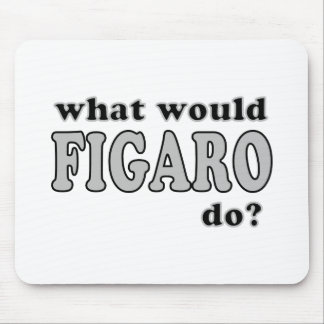 Figaro Mouse Pad