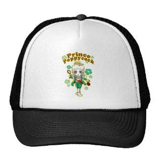 Figaro Poppycock Apron Mesh Hat