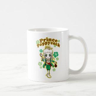 Figaro Poppycock Mug