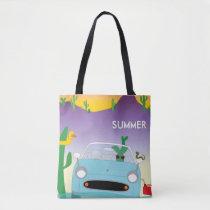 Figaro Tote Bag