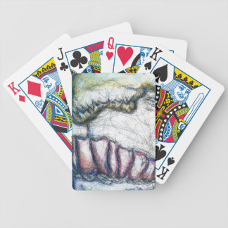 Figaro Undefined Unbound Bicycle Playing Cards