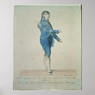 Figaro, valet to Count Almaviva Poster