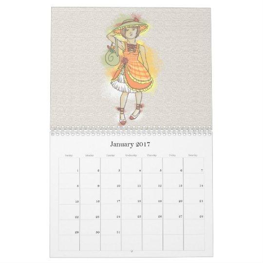 Figbeater's Art Calendar