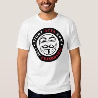 Figh Acta T-Shirt