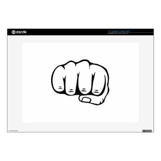 "fight 15"" laptop decals"