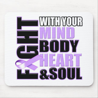 Fight Against Alzheimer's Disease Mouse Pad