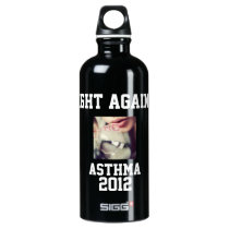 Fight against Asthma Water Bottle