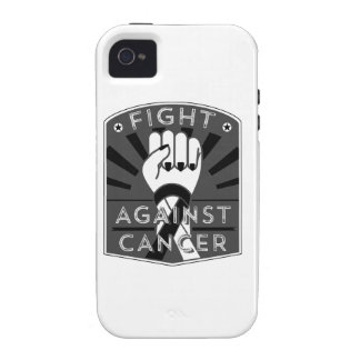 Fight Against Carcinoid Cancer iPhone 4/4S Covers