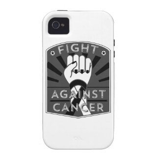 Fight Against Carcinoid Cancer iPhone 4 Covers