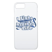 Fight Against Colon Cancer For Brother iPhone 8/7 Case