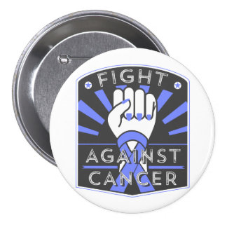 Fight Against Esophageal Cancer 3 Inch Round Button