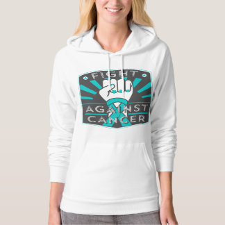 Fight Against Gynecologic Cancer Hoodie