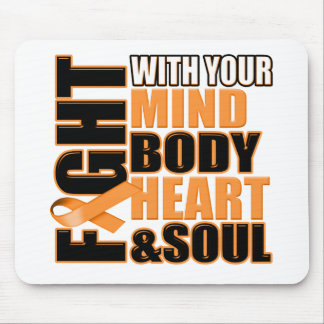 Fight Against Leukemia Mouse Pad