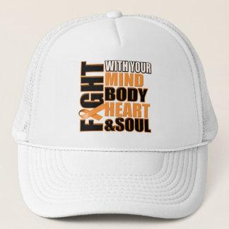 Fight Against Leukemia Trucker Hat