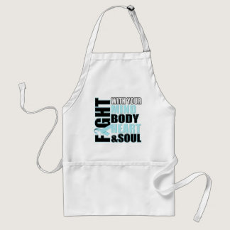 Fight Against Prostate Cancer Adult Apron