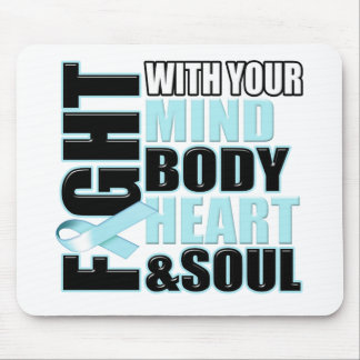 Fight Against Prostate Cancer Mouse Pad