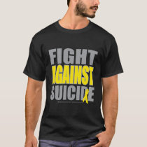 Fight Against Suicide T-Shirt