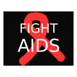 Fight AIDS Announcements