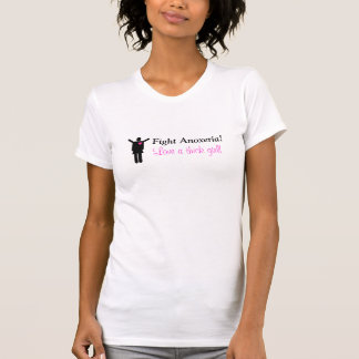 Fight Anoxeria!, Love a thick girl! Tee Shirt