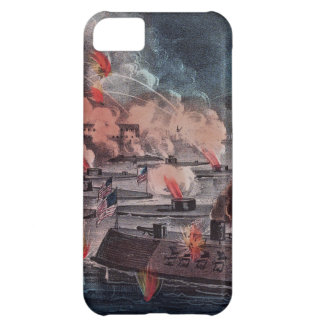 Fight at Charleston. Cover For iPhone 5C