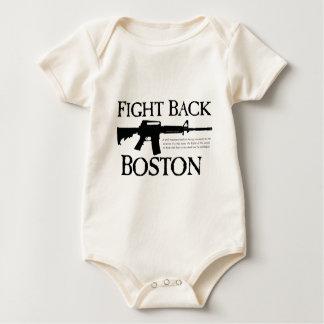 FIGHT BACK BOSTON! BABY BODYSUIT