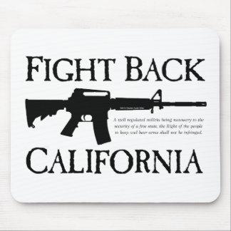 Fight-Back-CALIFORNIA.png Alfombrillas De Raton