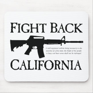 Fight-Back-CALIFORNIA.png Tapetes De Raton
