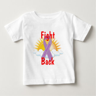 Fight Back Cancer Awareness Baby T-Shirt