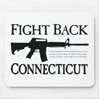 Fight-Back-Connecticut-2.png Alfombrillas De Ratón