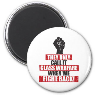 Fight Back Magnet