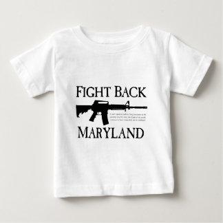 FIGHT BACK MARYLAND BABY T-Shirt