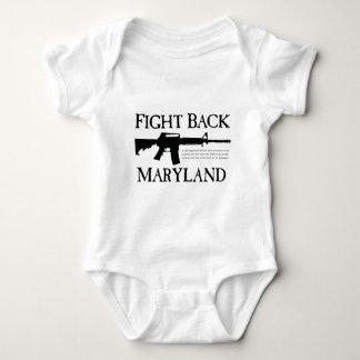 FIGHT BACK MARYLAND T SHIRT