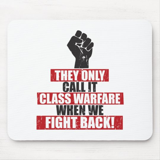 Fight Back Mouse Pad