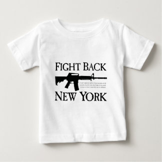 Fight Back New York Apparel Baby T-Shirt