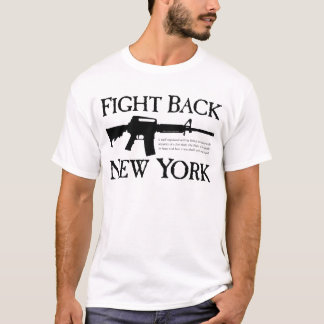 Fight Back New York Apparel T-Shirt